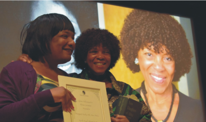 Margaret Busby Wins Lifetime Achievement Award in African Literature