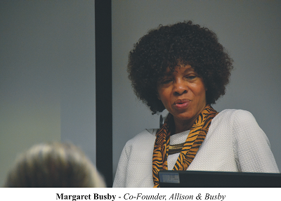 Margaret Busby picture